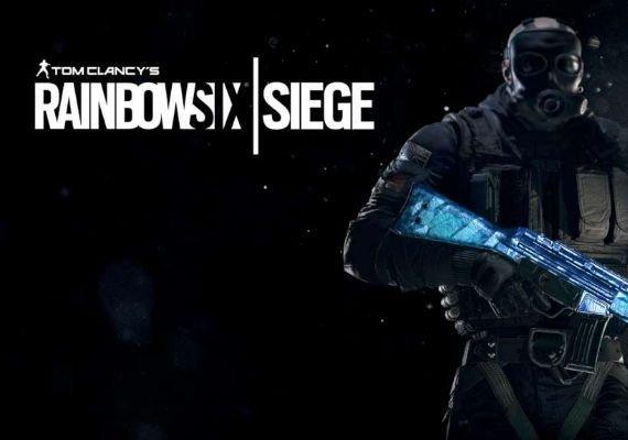 Tom Clancy's Rainbow Six: Siege - Cobalt Weapon Skin