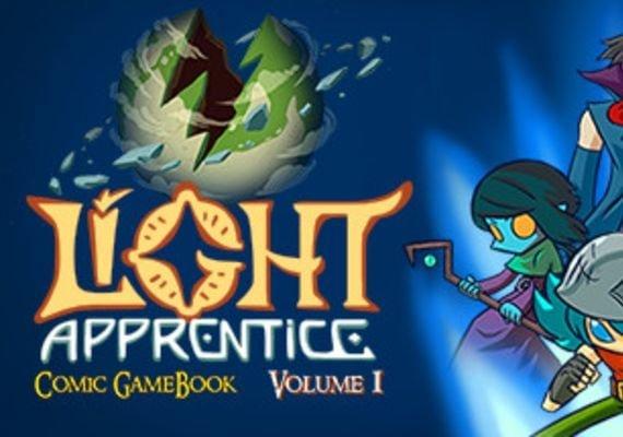 Light Apprentice: The Comic Book RPG