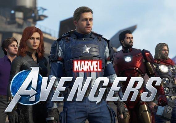 Marvel's Avengers - Deluxe Edition EU