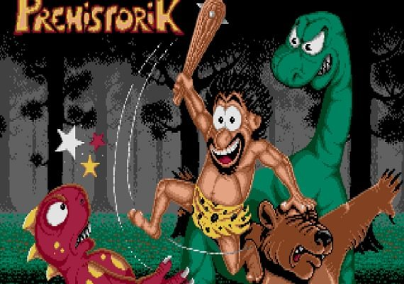 Prehistorik 1991