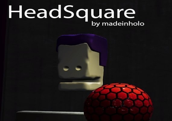 HeadSquare: Multiplayer VR Ball Game
