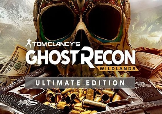 Tom Clancy's Ghost Recon: Wildlands - Ultimate Edition EU