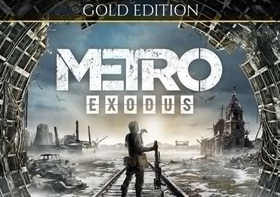 Metro: Exodus - Gold Edition EU