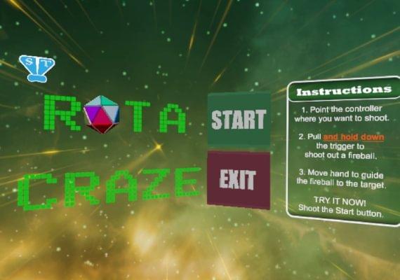 Rota Craze VR