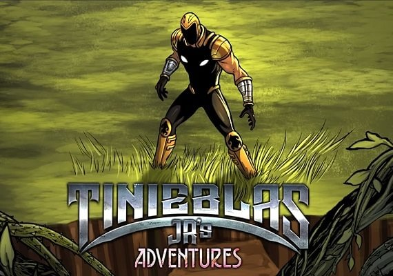 Tinieblas Jr's Adventures