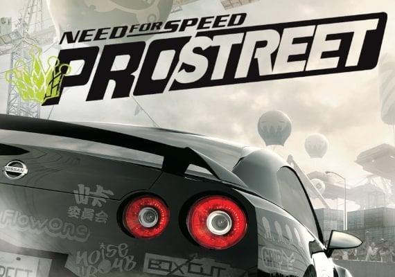 Need For Speed: ProStreet EU