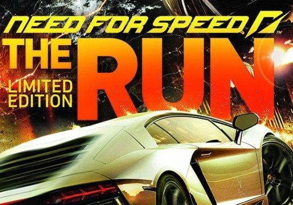 Need for Speed: The Run - Limited Edition EU