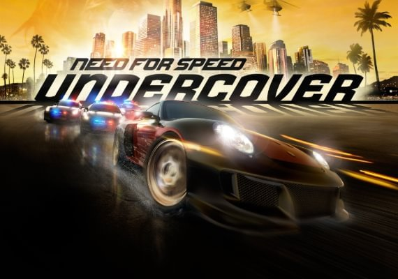 Need for Speed: Undercover EU