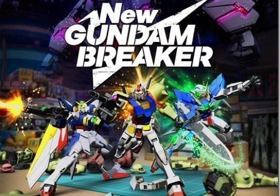 New Gundam Breaker EU