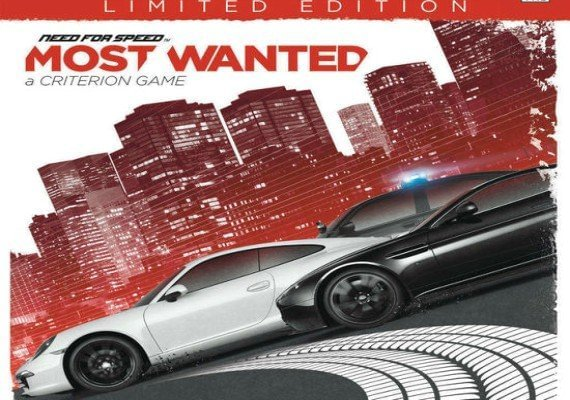 Need for Speed: Most Wanted - Limited Edition EU