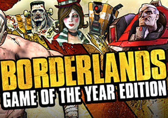 Borderlands 2: game of the year edition (pc) buy steam game cd-key.