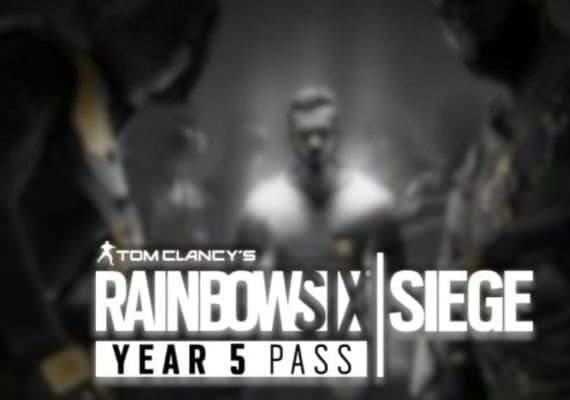 Tom Clancy's Rainbow Six: Siege - Year 5 Pass NA PS4