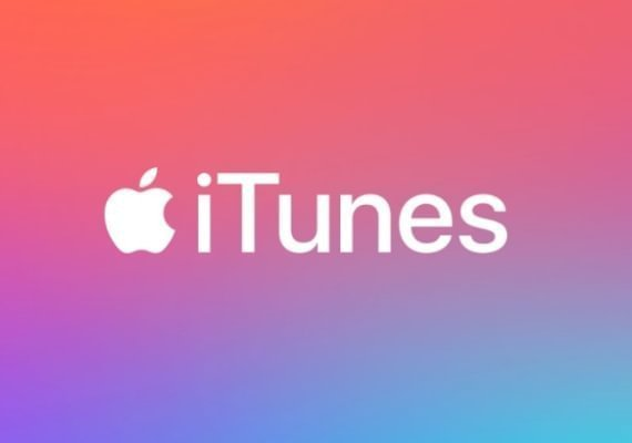 iTunes Gift Card 100 SAR