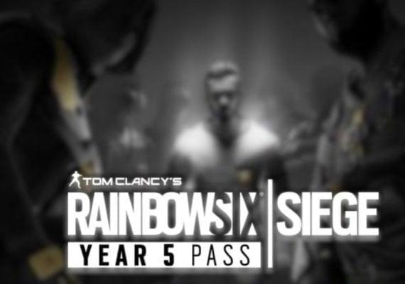 Tom Clancy's Rainbow Six: Siege - Year 5 Pass EU