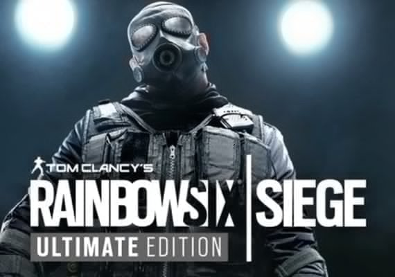 Tom Clancy's Rainbow Six: Siege - Ultimate Edition with the Year 5 Pass NA PS4