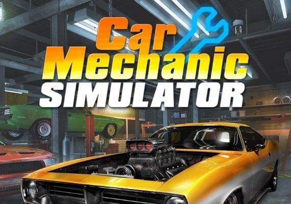 Car Mechanic Simulator EU