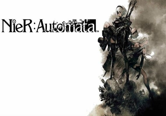 Nier: Automata - Become As Gods Edition EU