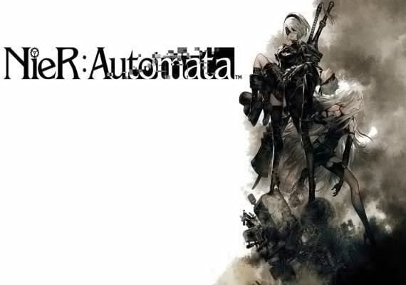 Nier: Automata - Become As Gods Edition US