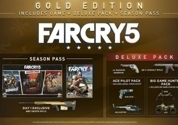 Far Cry: New Dawn - Ultimate Bundle EU