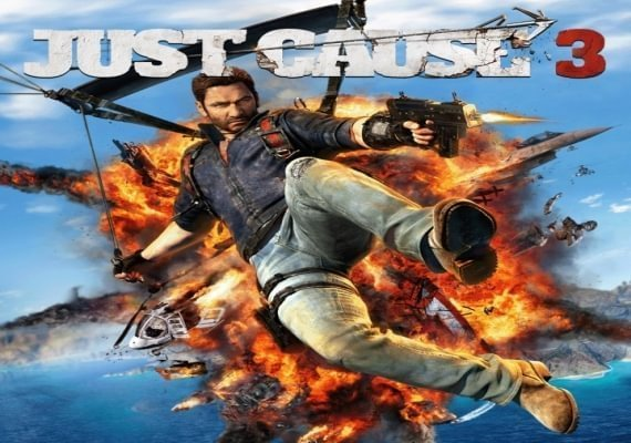 Just Cause 3 EU