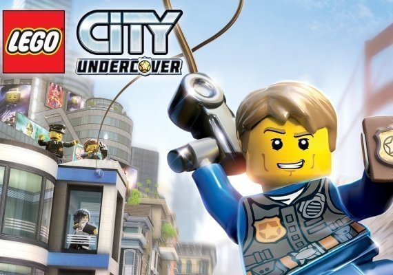 LEGO City: Undercover US