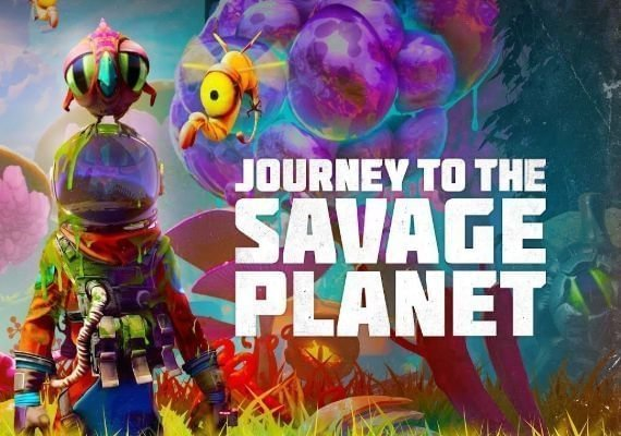 Journey to the Savage Planet US