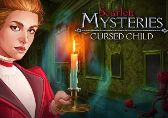Scarlett Mysteries: Cursed Child