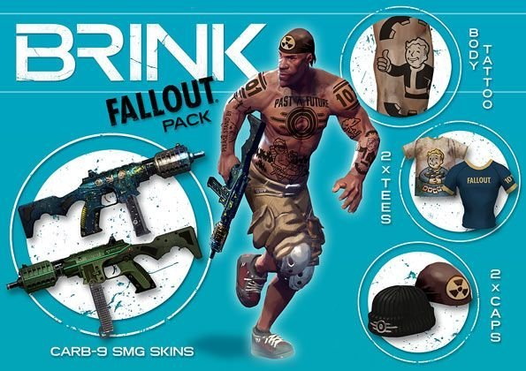 Brink: Fallout/SpecOps - Combo Pack