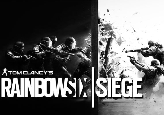 Tom Clancy's Rainbow Six: Siege - Deluxe Edition Year 5 EMEA Activation Link