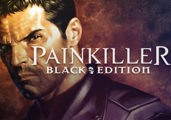 Painkiller - Black Edition EU