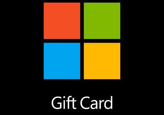 Microsoft Gift Card 25 EUR