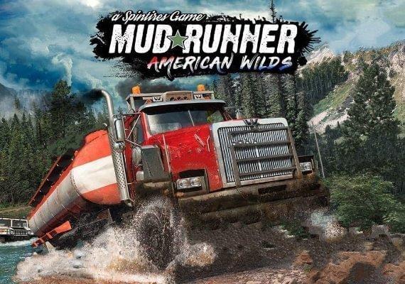 Spintires: MudRunner - American Wilds Edition EU