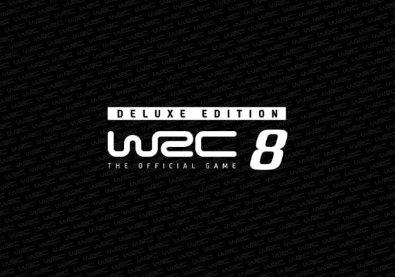 WRC 8: FIA World Rally Championship - Deluxe Edition EU