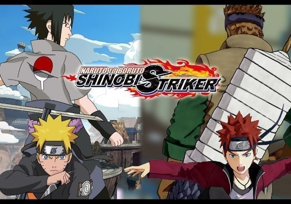 Naruto to Boruto: Shinobi Striker EU
