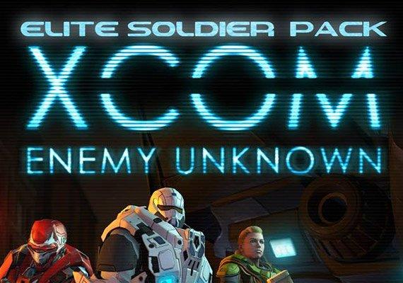 XCOM: Enemy Unknown - Elite Soldier Pack
