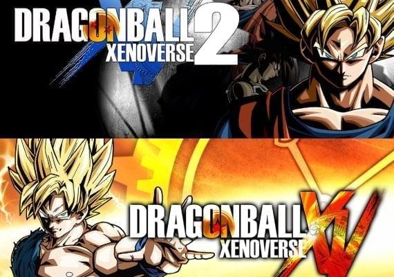 Dragon Ball: Xenoverse 1 and 2 Pack US