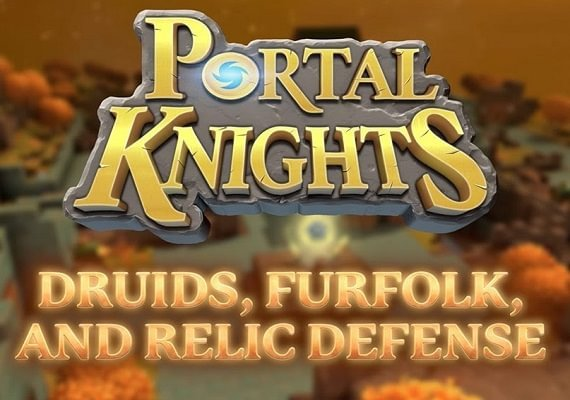 Portal Knights - Druids, Furfolk, and Relic Defense