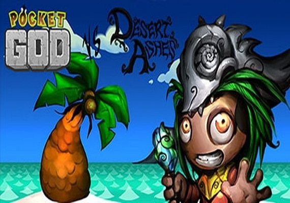 Pocket God vs Desert Ashes