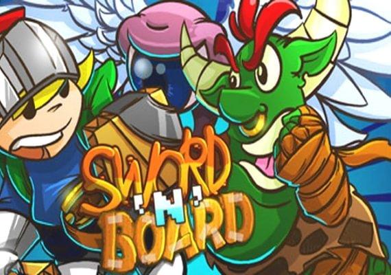 Sword 'N' Board