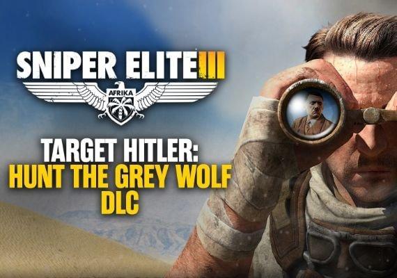 Sniper Elite 3 - Target Hitler: Hunt the Grey Wolf