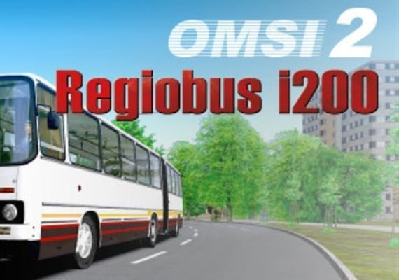 OMSI 2 - Add-On Regiobus i200