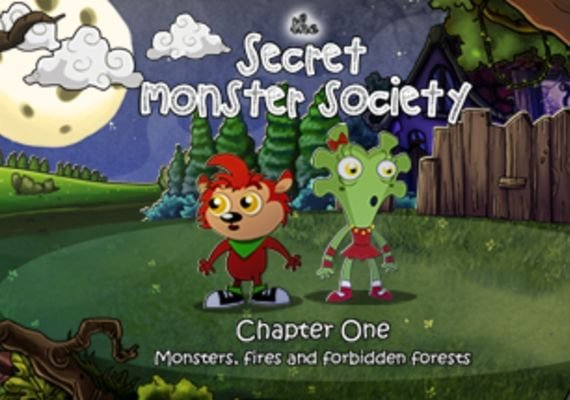 The Secret Monster Society