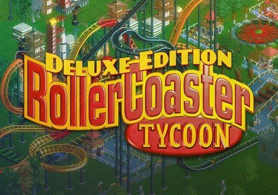 RollerCoaster Tycoon - Deluxe