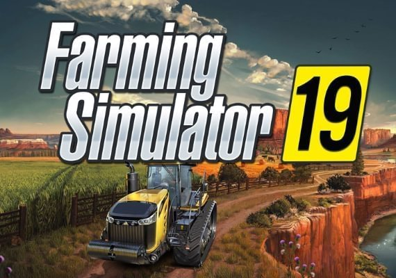 Farming Simulator 19 GIANTS - Platinum Edition