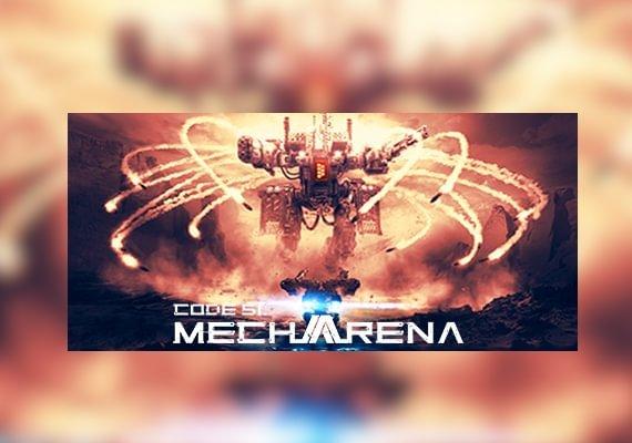 Code51:Mecha Arena VR