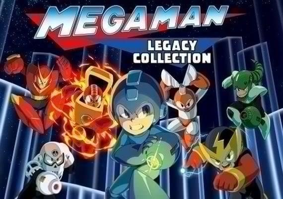Mega Man - Legacy Collection EU
