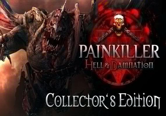 Painkiller: Hell & Damnation - Collectors Edition EU