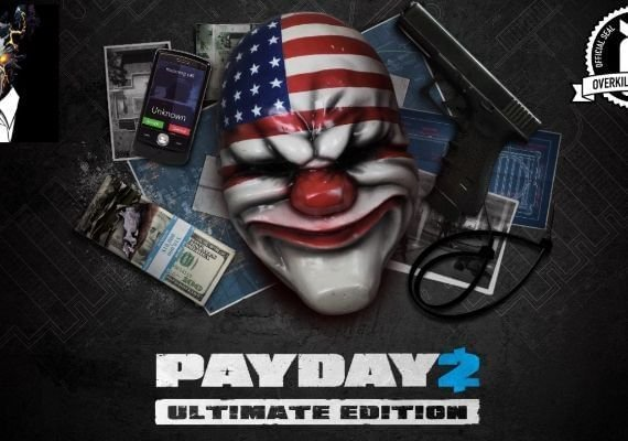 Payday 2 - Ultimate Steal Edition EU