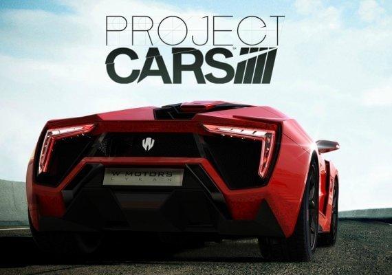 Project Cars EU