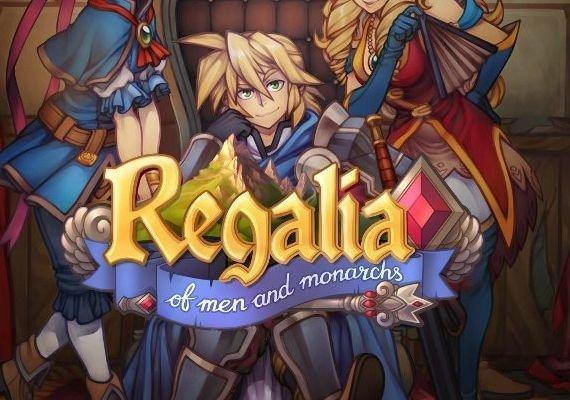 Regalia: Of Men And Monarchs EU